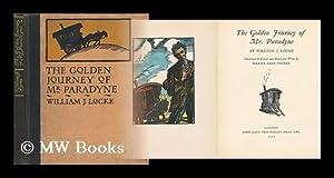 The Golden Journey of Mr. Paradyne: Locke, William J.