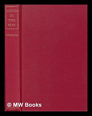 Lions in the way : a discursive: Wilkinson, Anne (1910-1961)