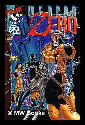 Weapon zero. November, Issue 8: Simonson, Walter [writer].
