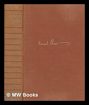 Complete plays with prefaces / Bernard Shaw: Shaw, Bernard (1856-1950)