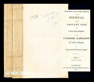 Memorial de Sainte Hélène: Journal of the: Las Cases, Emmanuel