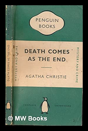 Death comes at the end: Christie, Agatha