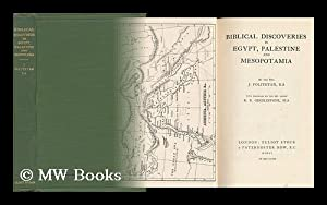 Biblical Discoveries in Egypt, Palestine and Mesopotamia: Politeyan, Jacob