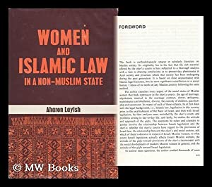 Women and Islamic Law in a Non-Muslim: Layish, Aharon