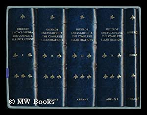 Diderot, Encyclopedia: the Complete Illustrations, 1762-1777 - [In 5 Volumes]: Diderot, Denis