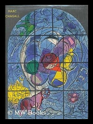 Vitraux Pour Jerusalem [Introduction Et Notes De Jean Leymarie]: Chagall, Marc (1887-1985)