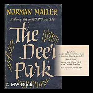 The Deer Park: Mailer, Norman