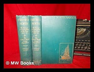 """Fridtjof Nansen's """"Farthest North"""" : being the: Nansen, Fridtjof (1861-1930)"""