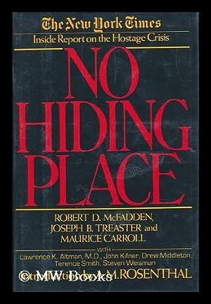 No Hiding Place : the New York: McFadden, Robert D.