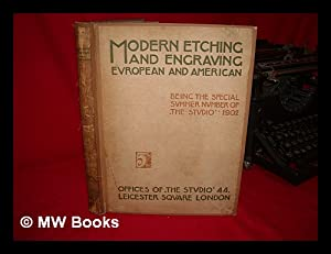 Modern Etching and Engraving / Edited by: Holme, Charles (Ed.