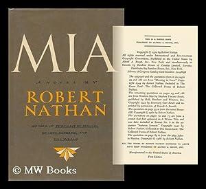 Mia: Nathan, Robert (1894-1985)