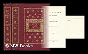 Jack Hinton, the Guardsman. with Illustrations by Phiz [Pseud. ] - Complete in 2 Volumes: Lever, ...
