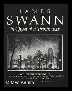 James Swann : in Quest of a: Czestochowski, Joseph S.