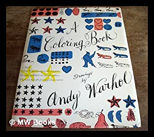 067172732x A Coloring Book by Andy Warhol First Edition AbeBooks