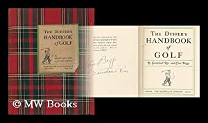 The Duffer's Handbook of Golf: Rice, Grantland (1880-1954) and Clare Briggs