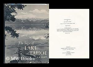 The Saga of Lake Tahoe: Scott, Edward B.
