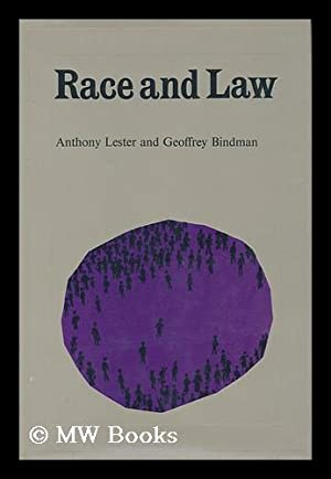 Race and Law [By] Anthony Lester and: Lester Of Herne