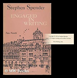 Engaged in Writing, And, the Fool and the Princess: Spender, Stephen (1909-1995). Hall, Donald (...