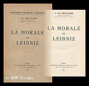 La morale de Leibniz: Le Chevallier, L
