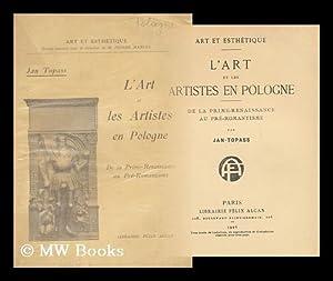 L'art et les artistes en Pologne: Topass, Jan, (1873-)