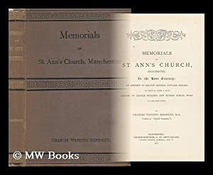 Memorials of St. Ann's Church, Manchester in: Bardsley, Charles Wareing