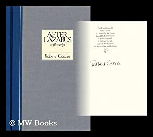 After Lazarus : a filmscript: Coover, Robert