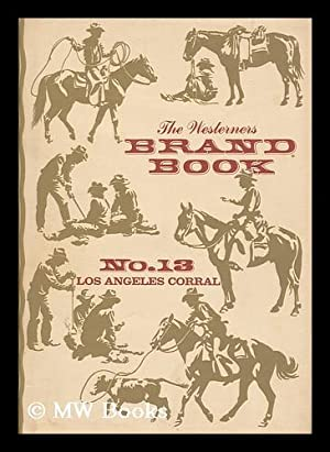The westerners brand book number 16 /: Kimes, William F.