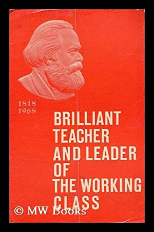Brilliant teacher and leader of the working: Suslov, M. A.
