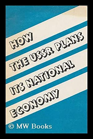 How the USSR plans its national economy: Lukianov, Konstantin