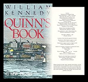 Quinn's book: Kennedy, William (1928-?)