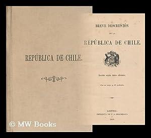 Breve descripcion de La Republica de Chile: Brockhaus (Publishers)