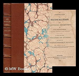 An introduction to mensuration and practical geometry: Bonnycastle, John (1750?-1821)
