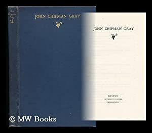 John Chipman Gray: Gray, John Chipman (1839-1915)