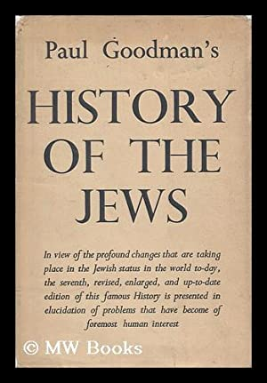 History of the Jews: Goodman, Paul
