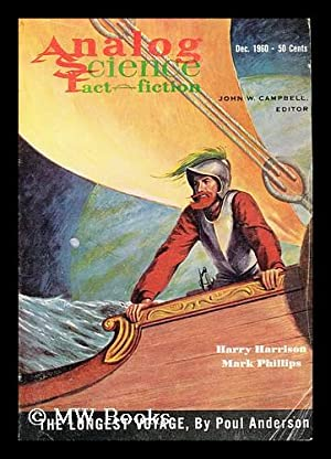 The Longest Voyage by Poul Anderson : Analog Science Fact & Fiction. Vol. LXVI. No. 4. December...
