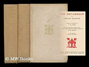 The Decameron of Giovanni Boccaccio : faithfully translated by J.M. Rigg, with an illustrated ...