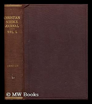 The Christian Science journal - Vol. L April 1932. No. 1: Eddy, Mary (Baker)