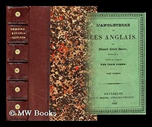L'angleterre et Les Anglais [Complete in 2 Vols]: Bulwer, Lutton Edward