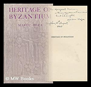 Heritage of Byzantium: Beza, Marcu (1885-)