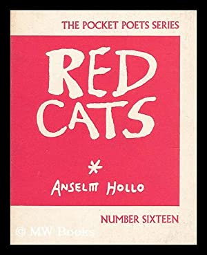 Red Cats - English Versions: Hollo, Anselm