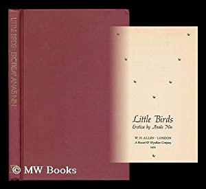 Little birds : erotica / by Anais: Nin, Anais (1903-1977)