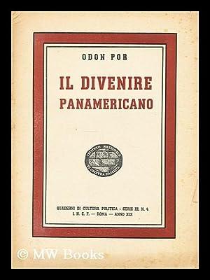 Il divenire panamericano / Odon Por: Por, Odon