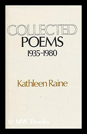 Collected poems 1935-1980 / Kathleen Raine: Raine, Kathleen (1908-2003)