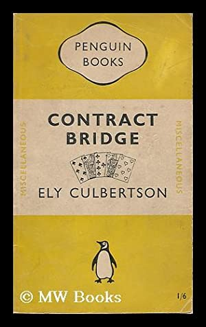 Contract bridge for everyone: Culbertson, Ely (1891-1955)