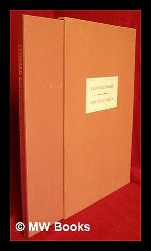 Ars Anatomica : a Medical Fantasia, Thirteen Drawings: Baskin, Leonard (1922-2000)