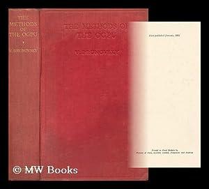 The Methods of the OGPU: Brunovskii, Vladimir Khristianovich