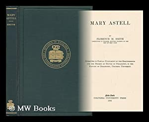 Mary Astell: Smith, Florence Mary