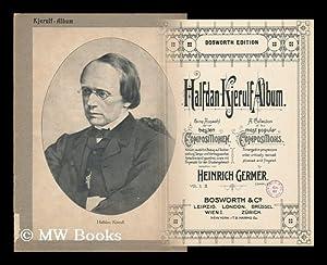 Halfdan Kjerulf Album : eine auswahl seiner: Kjerulf, Halfdan (1815-1868)