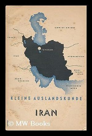 Iran / von Alexander Tehrani . unter Mitwirkung von Sebastian Beck: Tehrani, Alexander