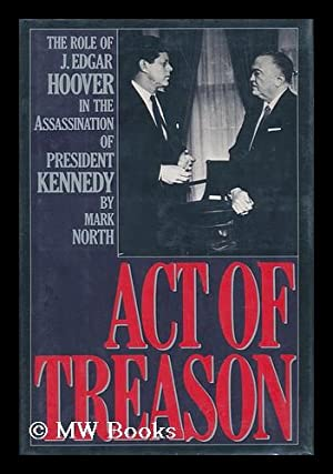 Act of Treason - the Role of: North, Mark